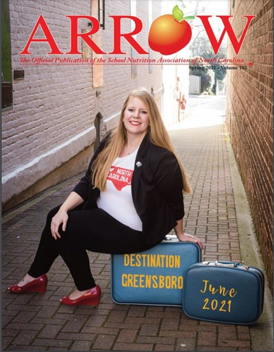 2021 Arrow Magazine Winter Cover Photo