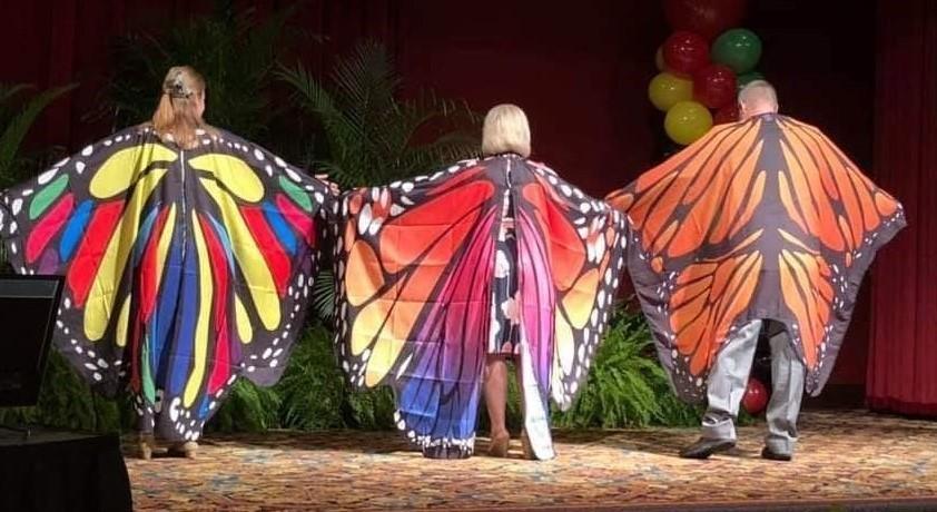 SNA-NC 2019 Butterflies